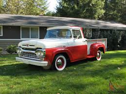 100 Cool Truck Pics Fords Answer To 1957 Chevy 3100 Short Bed Cool Truck