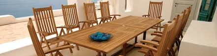 Teak Outdoor Furniture Tables Chairs Loungers Seats Swings