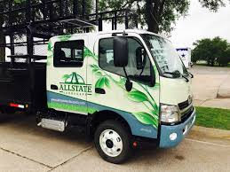 All-state-landscape-commercial-truck-wrap-2 - In The News Allstate Peterbilt Group St Louis Park Mn Day Cab Truck For Sale In Michigan Used Cab Details 579 Sales Greensboro North Carolina Car Dealership New Forklift Service Chesapeake Va Trucks For Sale