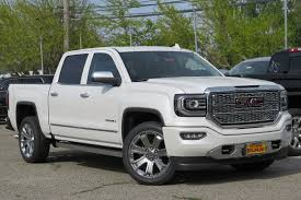 New 2018 GMC Sierra 1500 Pickup For Sale In Burlingame, CA | #G00501