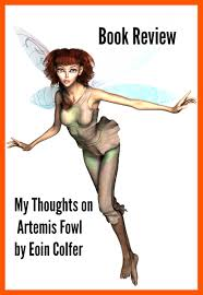 Lumpkin The Pumpkin Book by Review My Thoughts On Artemis Fowl By Eoin Colfer