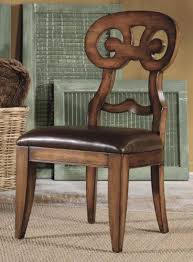 Accents Side Chair By Hekman 56499 Seat Width 21 Depth
