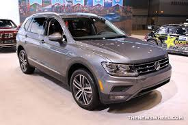 2018 Volkswagen Tiguan Earns Bragging Rights as 2017 s Best