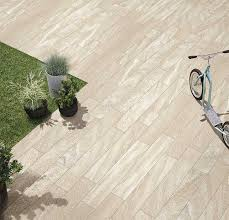 wood look porcelain tiles for outdoor and indoor use from