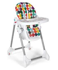 Graco Contempo High Chair Uk by Snax Highchairs Pinball Spot Family Meals Fold Large Space