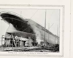When Did The Lusitania Sink by Unhappy Anniversary Rms Lusitania Some Wolfsonian Reflections