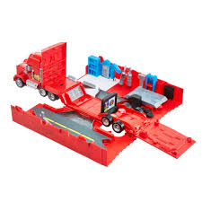 Disney/Pixar Cars Large Scale Mack Hauler Truck - FTT93 < Play ...