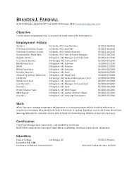 Copy Of A Resume Format Resumes
