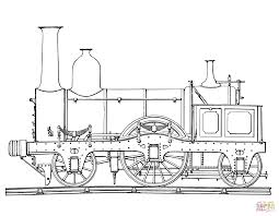 Click The Steam Train Coloring Pages