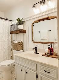 55 Cozy Small Bathroom Ideas For Your Remodel 50 Best Farmhouse Bathroom Design And Decor Ideas For 2021