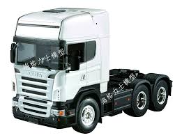 100 Rc Tamiya Trucks 6x4 Hobby Unpainted Truck Kits FOR 114 SCALE RC TAMIYA LEISU