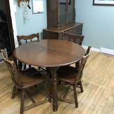 Solid Maple Dining Set (Table, Leaf & 5 Chairs) Ding Room Oldtown Fniture Depot Maple And Suede Chairs Six 19th Century Americana Stick Back A Pair Chair Stock Image Image Of Room Interior 3095949 Brnan 5 Piece Set By Coaster At Michaels Warehouse G0030 W G0010 Glory Hard Rock Table Ideas Maple Ding Tables Grinnaraeco Museum Prestige Solid Wood Port Coquitlam Bc 6 Mid Century Blonde Wood Chairs Dassi Italian Art Deco With Upholstery Paul Mccobb Four Tback For The Planner Group