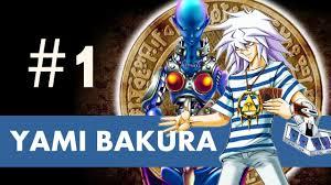 yugioh bakura character deck yu gi oh yami bakura deck destiny board deck