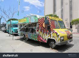 Los Angeles California Usa May 22 Stock Photo 450348652 - Shutterstock Food Trucks In Los Angeles Viterbi Voices Cubans Mad At Ches Truckwhy Trucks Los Angeles 008 Dine Travel Eertainment 6 Of The Best La Keepin On Truckin City Cooks Up Plan To Help Restaurants Park Labrea News Beverly Gs Taco Spot On Wheels Roaming Hunger Inkanto Peruvian Gourmet Mr Kitchen Custom Built Donut Truck For Sale Used Verns Grill La Huesuda Tacos Catering Maple Avenue Garment District Dtown