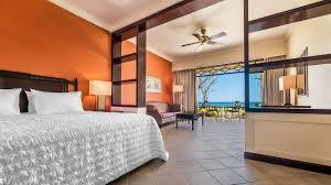 guest rooms suites le meridien ile maurice mauritius