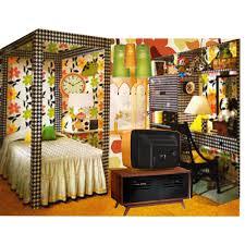 70s Teen Bedroom