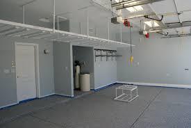DIY Overhead Garage Storage Plans