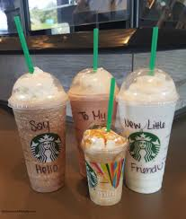 Pumpkin Spice Frappuccino Recipe Starbucks by The Mini Starbucks Frappuccino Is Here Hopes To Grow Up To Be As