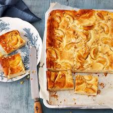 apfelkuchen rezepte saftig fruchtig living at home