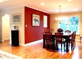 Accent Wall Paint Ideas Awesome Colors Or With Dining Room Color Small Red Painting Blue For