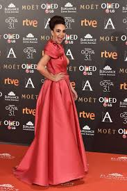100 Cristina Rodriguez En La Alfombra Roja De Los Premios Goya 2017