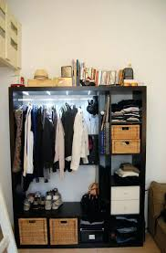 Creative Clothes Storage Ideas Collection Fresh Clothing No Closet Furniture Awesome Bin Bedroom
