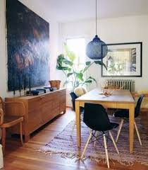 Budget Decorating Ideas Eclectic Dining Room