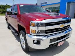 New 2019 Chevrolet Silverado 2500HD From Your Sealy TX Dealership ...