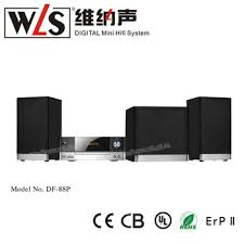 High End Hot 2 1 Mini Home Theater Amplifier System With Subwoofer