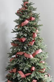 How To Christmas Tree Ribbon