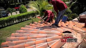 roof tile installation best practices roofing miami fort