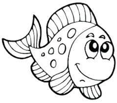 Betta Fish Coloring Pages Free For Kids Preschool Crafts Best Images On