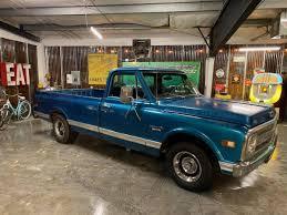 100 69 Chevrolet Truck 19 C10 For Sale 2234862 Hemmings Motor News