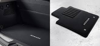 Nissan Armada Floor Mats Rubber by 2018 Nissan Armada Sv Accessories Nissan Usa