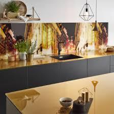 plan de travail cuisine en verre lechner plans de travail en verre planifiez en ligne en toute
