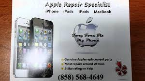 iPhone Repair San Diego iPhone Repairs Cracked Screen San