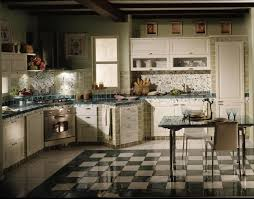 Image Of Rustic Italian Kitchen