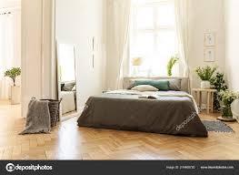100 Bright Apartment Natural Interior Wooden Floor White Walls Sunny