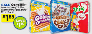 Cheap Cereal At Dollar General Starting This Thursday