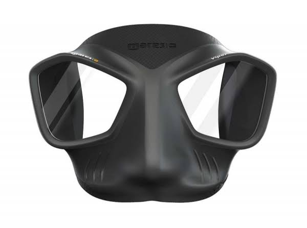 Mares Viper Free Diving Mask - Black