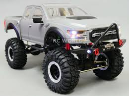 100 Balls Hanging From Truck RC Scale Body Shell 110 FORD RAPTOR Pick Up Hard Body 325mm
