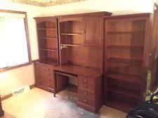 Ethan Allen Secretary Desk With Hutch by Ethan Allen Desks And Home Office Furniture Ebay