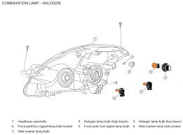 2007 2011 nissan altima sedan headl bulb removal procedure