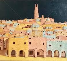 100 Mannini Ghardaia Painting By Guido Artmajeur