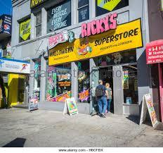 Rickys Halloween Locations Manhattan by Rickys Store In New York Stock Photos U0026 Rickys Store In New York