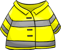 Image Firefighter Jacket clothing icon ID 299