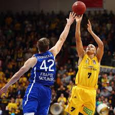 Basketball FIBA Eurocup Sieg Für MHP Riesen Ludwigsburg Pleite