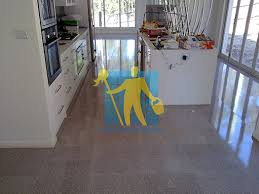 Cleaning Terrazzo Floors With Vinegar by Polishing Terrazzo Tile