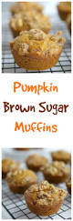 Bisquick Pumpkin Oatmeal Muffins by Pumpkin Brown Sugar Muffins Noble Pig