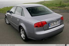 View of Audi A4 2 0 TDI s video features and tuning